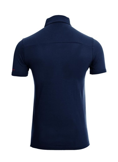 Panthzer  Tofino Erkek Polo Yaka T-Shirt Lacivert